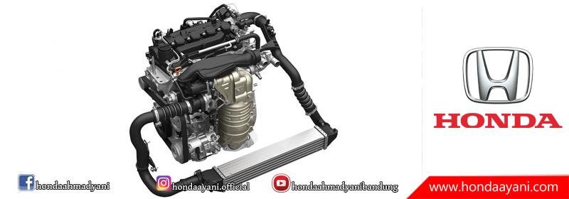 Mengenal Lebih Jauh VTEC Turbo, Mesin Andalan Honda