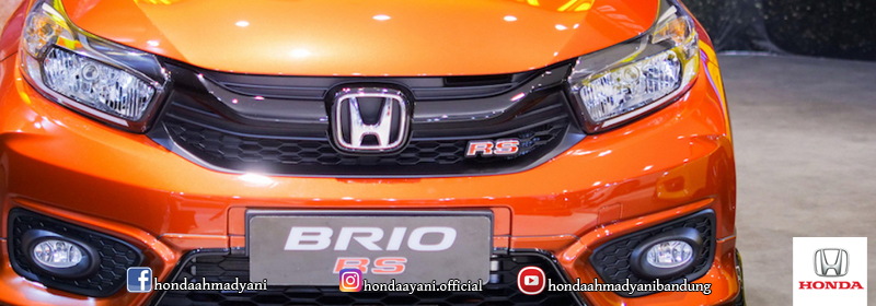 Hasil IIMS Hybrid 2021 Honda Brio Sumbang Penjualan Terbesar, Booth Honda Raih Predikat Protokol Kesehatan Terbaik